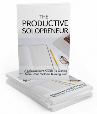 TheProductiveSolopreneur The Productive Solopreneur