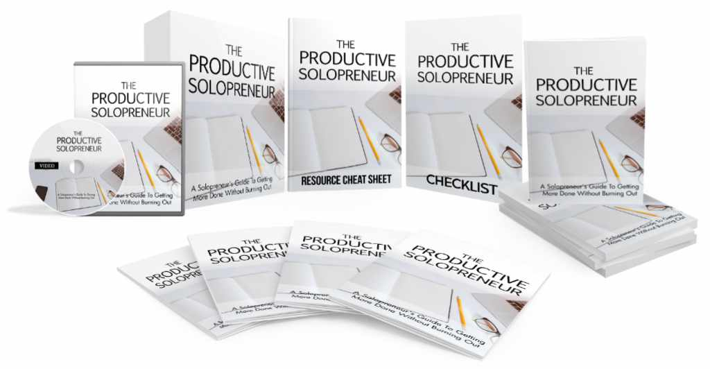 TheProductiveSolopreneurVDUp The Productive Solopreneur Video Upgrade