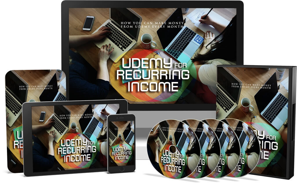 UdemyForRecurringIncome VIDEOUp Udemy For Reccuring Income Video Upgrade