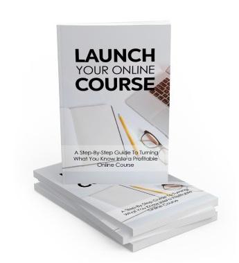 LaunchYourOnlineCourse Launch Your Online Course