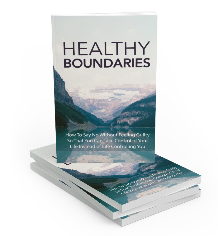 HealthyBoundaries Healthy Boundaries