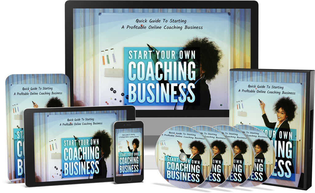 StartOwnCoachingVids mrr Start Your Own Coaching Guide Video Upgrade