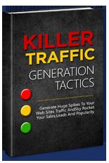 KillerTrafficGenTactics mrr Killer Traffic Generation Tactics