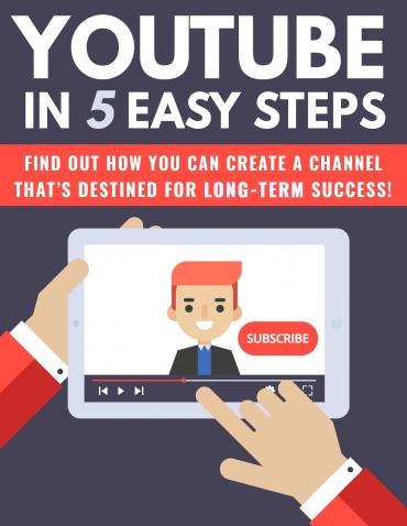 YouTube in 5 Steps Youtube In 5 Easy Steps