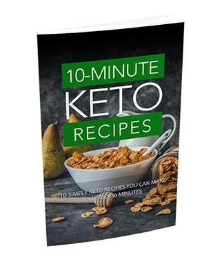 10 Minute Keto Recipes 10 Minute Keto Recipes