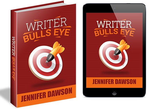 Writer Bulls Eye Writer Bulls Eye