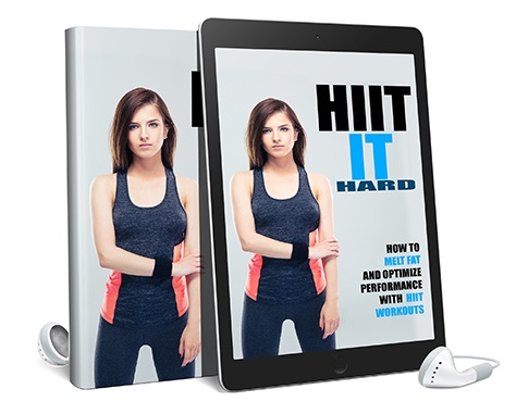 HIIT It Hard Audio and Ebook HIIT It Hard