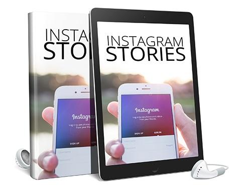 Instagram Stories Audio and Ebook Instagram Stories
