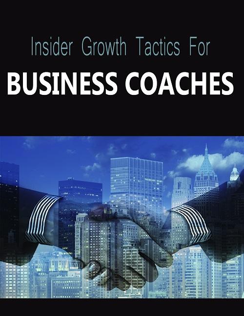 GrowthTacticsBizCoach plr Growth Tactics for Business Coaches