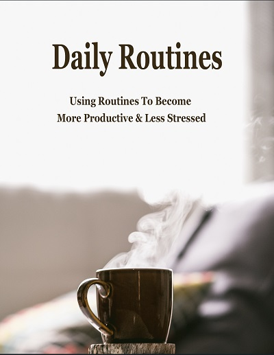 Daily Routines plr Daily Routines