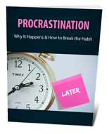 Procrastination plr Procrastination