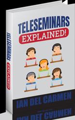 TeleseminarsExplained mrr Teleseminars Explained