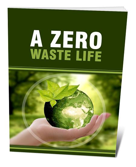 ZeroWasteLife plr A Zero Waste Life