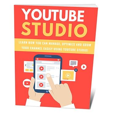 YouTube Studio YouTube Studio