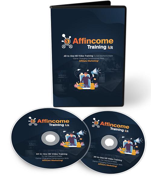 AffIncTrainKitVIDS plr Affincome Training Kit Upgrade