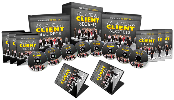 HighTicketClientsVIDS mrr High Ticket Clients Secrets Video Upgrade