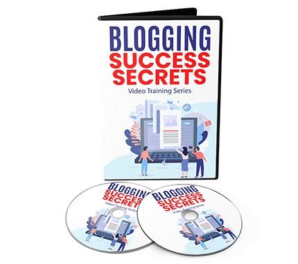Blogging Success Secrets Blogging Success Secrets