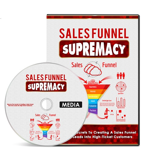 SlesFunnlSprmcyVids mrr Sales Funnel Supremacy Video Upgrade