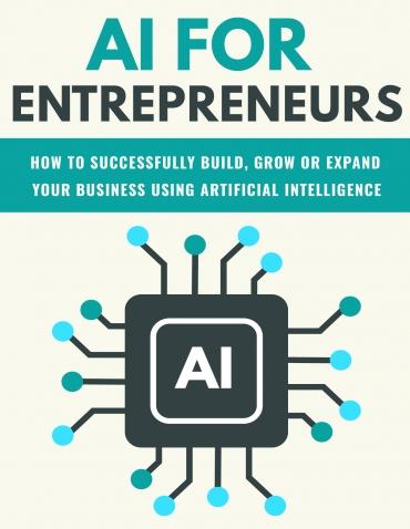 AI for Entrepreneurs AI For Entrepreneurs