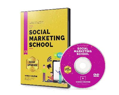 SocialMrktngSchlVIDS mrr Social Marketing School Video Upgrade