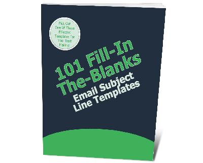 101EmailSubjectLine plr 101 Fill in The Blank Email Subject Line Templates