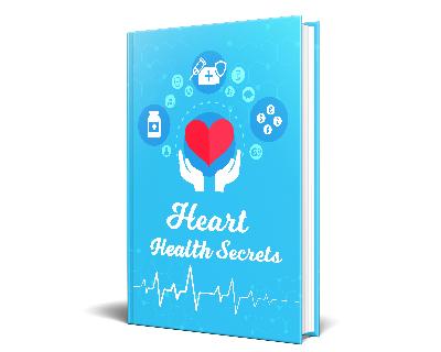 Heart Health Secrets plr Heart Health Secrets