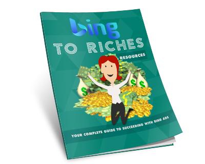 BingToRiches mrr Bing To Riches