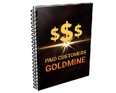 PaidCustGoldMine mrr Paid Customers Gold Mine