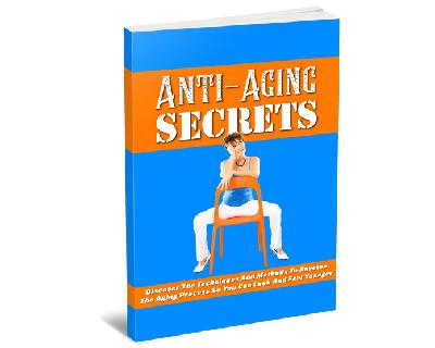 AntiAgingSecrets mrr Anti Aging Secrets