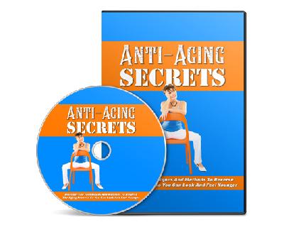 AntiAgingSecretsVIDS mrr Anti Aging Secrets Video Upgrade