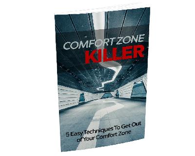 ComfortZoneKiller mrr Comfort Zone Killer