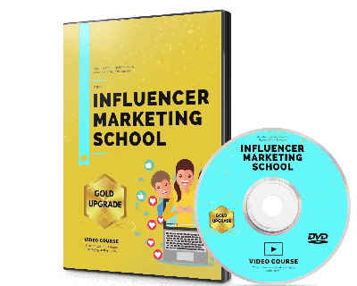 InflncrMrktngSchlVIDS mrr Influencer Marketing School Video Upgrade